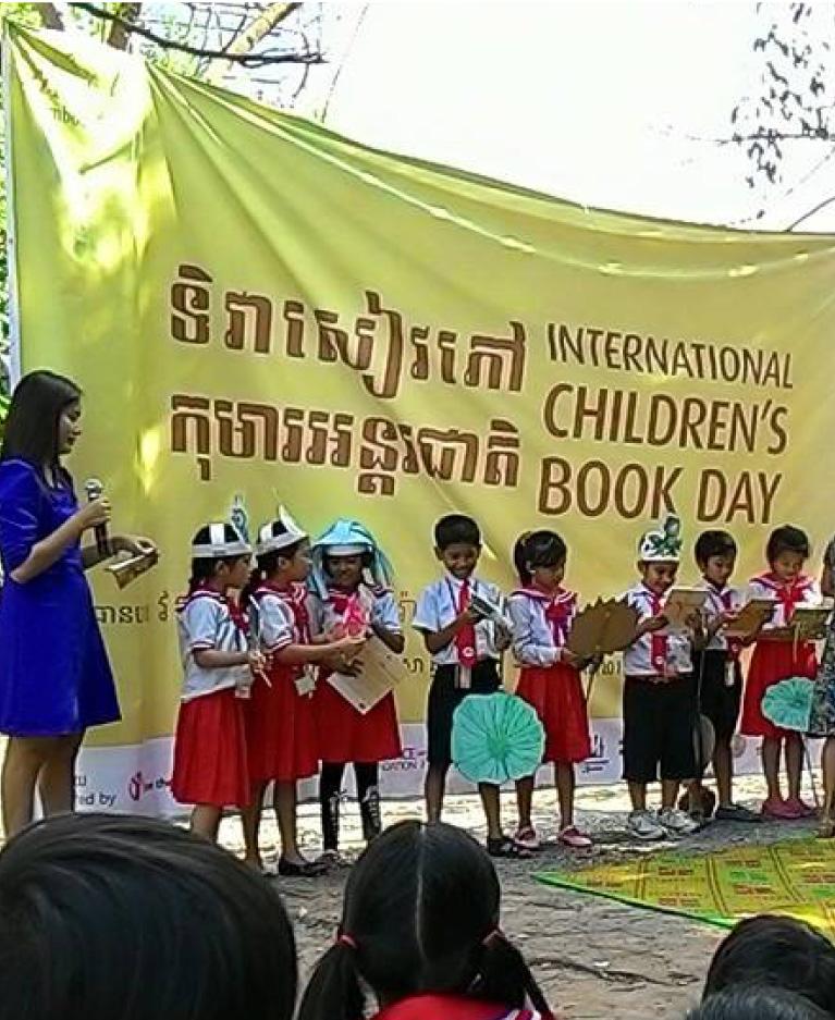 Success: Children's Book Day 2017!